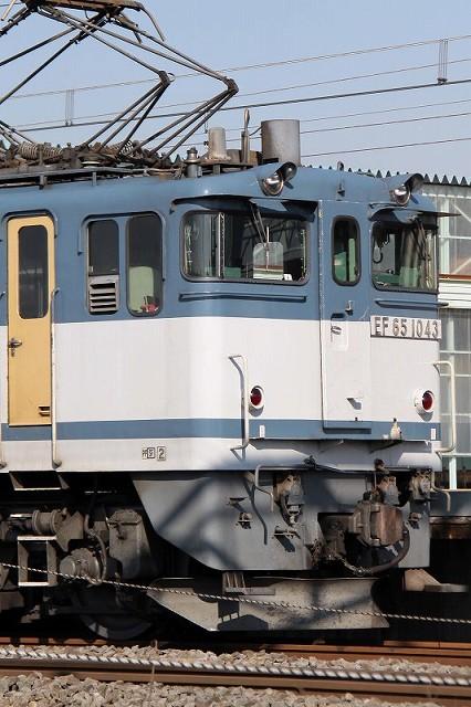 EF65-1043顔